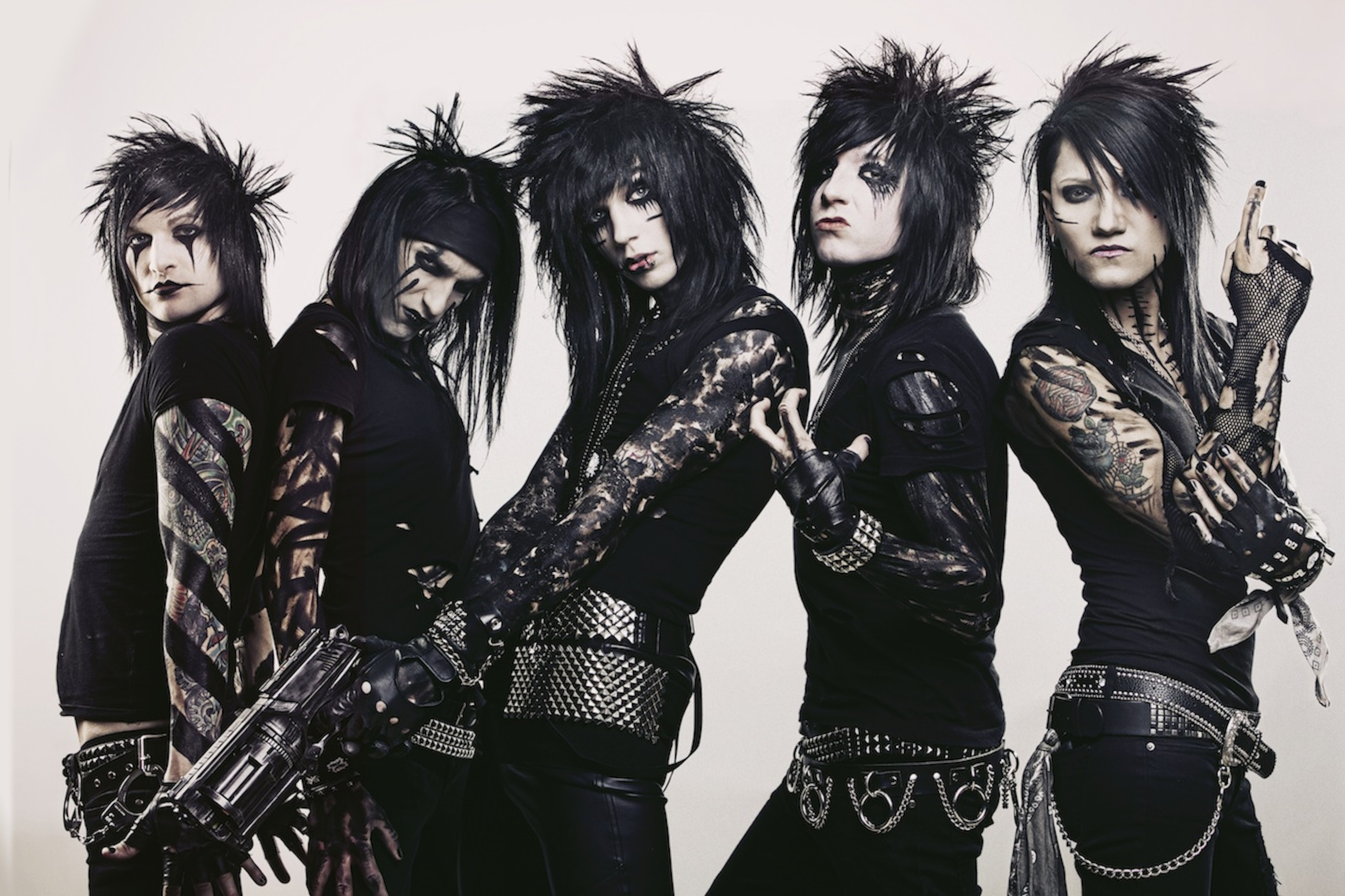 Black Veil Brides sidewaves announced