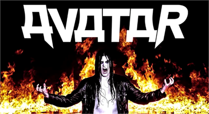"AVATAR RELEASES FIRST SINGLE, ""LET IT BURN"" NEW RECORD DUE OUT IN U.S. February 14, 2012"
