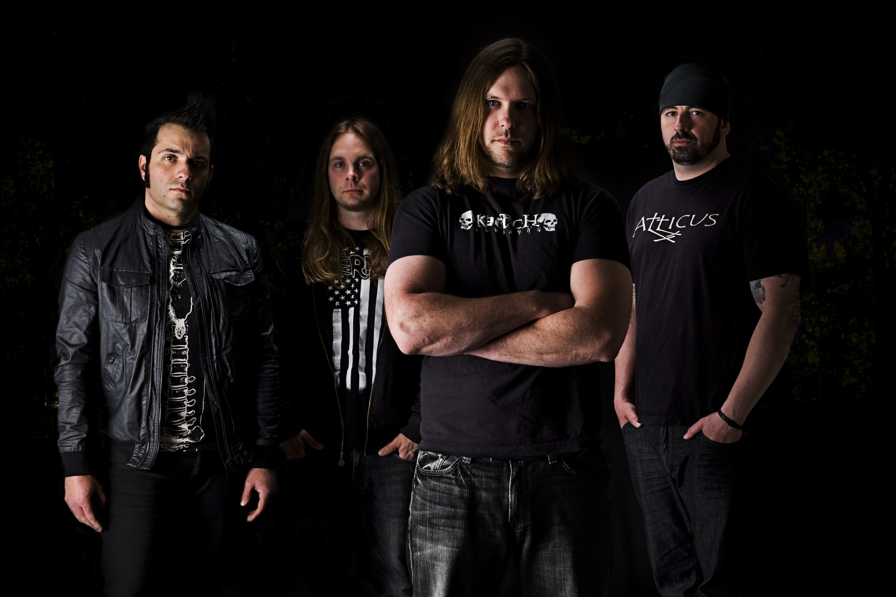 Unearth, In This Moment Kittie & Heaven Shall Burn Sidewaves announced