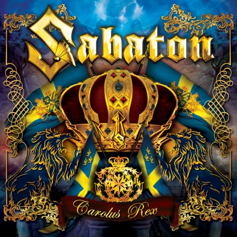 Sabaton – album details revealed for 'Carolus Rex'