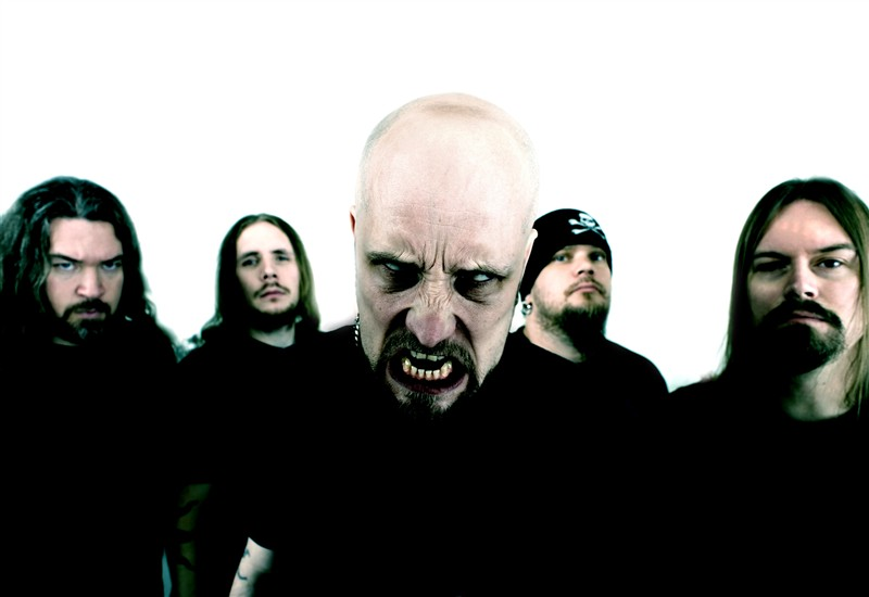 Meshuggah debut 2nd song from new album 'Koloss'
