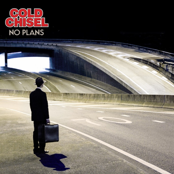 Cold Chisel announce plans for NO PLANS
