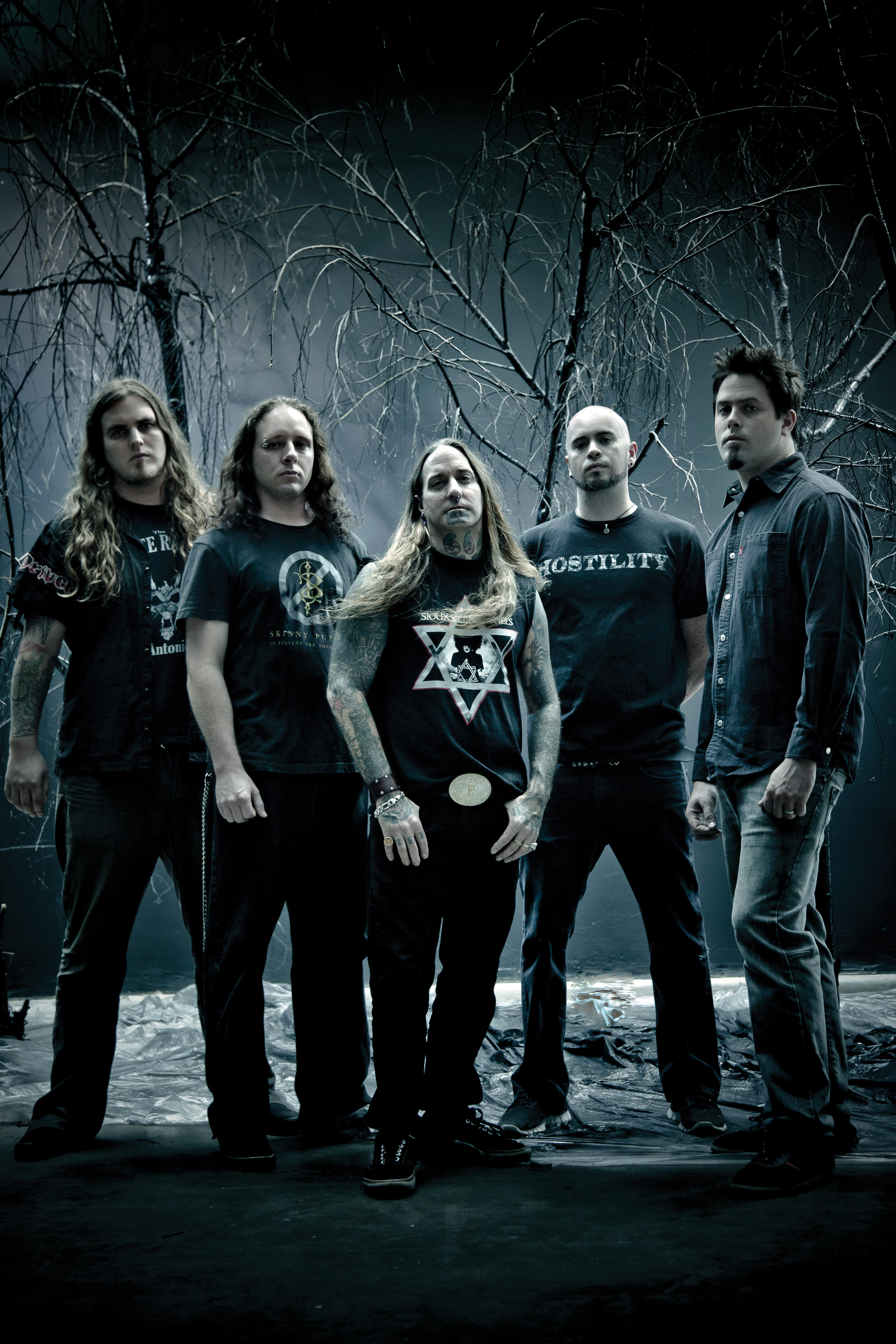 Devildriver, Six Feet Under and Darkest Hour Australian tour!