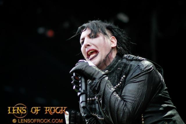 Marilyn Manson – Soundwave Festival 2012 Melbourne