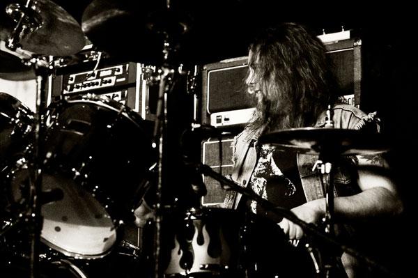 Mike Paradine (ArcticFlame) new solo album details.