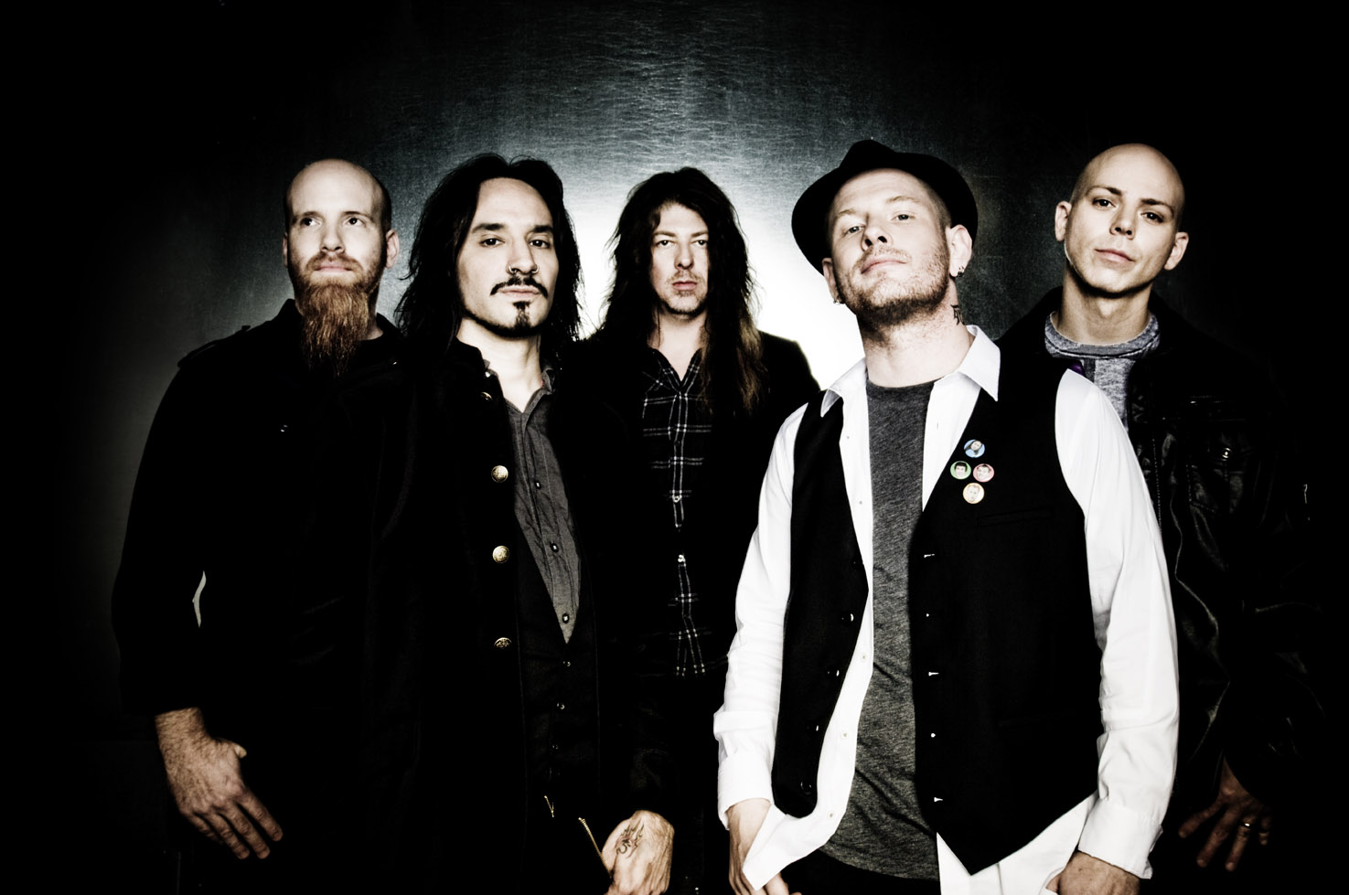 Stone Sour enter the studio to record fourth album.