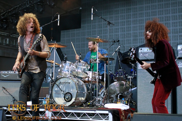 Wolfmother – F1 Rocks, Melbourne, Australia