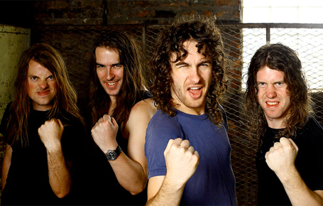 Airbourne to release forthcoming album on Roadrunner Records