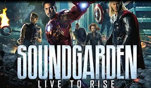 Soundgarden 'Assemble' to record first new song in 15 years for 'Marvel's The Avengers'