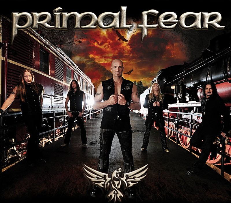 Ralf Scheepers of Primal Fear