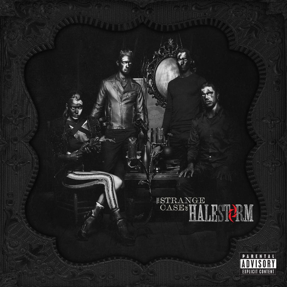 Halestorm – The Strange Case Of… Halestorm