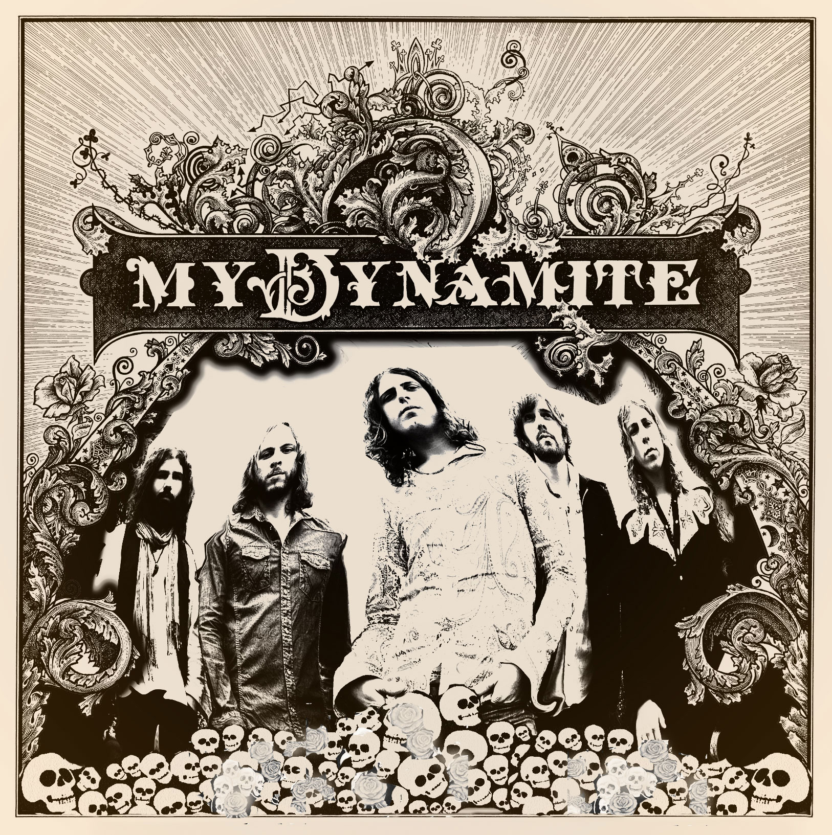 My Dynamite – Self Titled