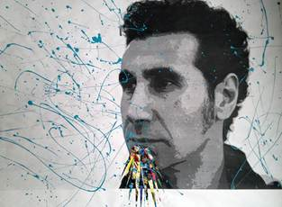 Serj Tankian set to release new studio album 'Harakiri' available July 6
