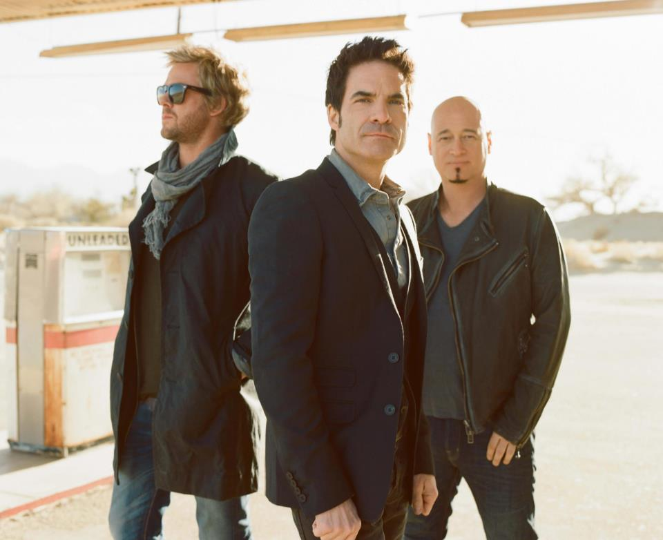 Train have a new album coming and an interview with us, here's a preview of both…