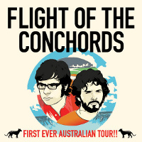 Flight of the Conchords touring Australia this July!