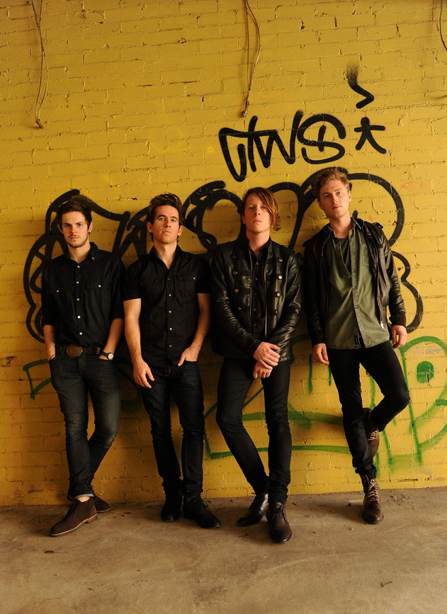 New Empire score slot on US Vans Warped Tour and announce acoustic dates in Australia