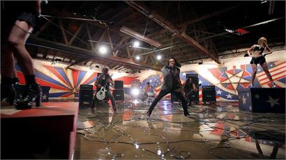 Pop Evil debut brand new music video featuring Mick Mars and Jessa Hinton
