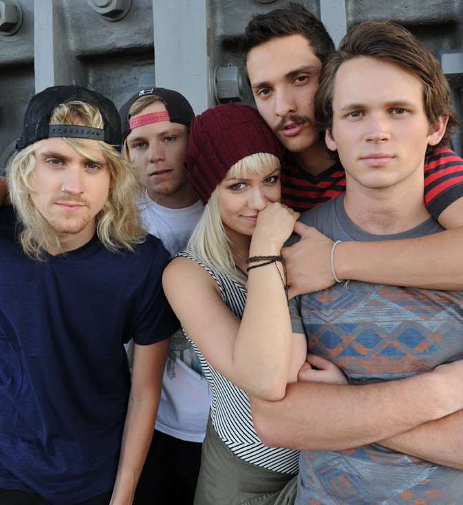 Tonight Alive nominated for 2012 Kerrang UK awards