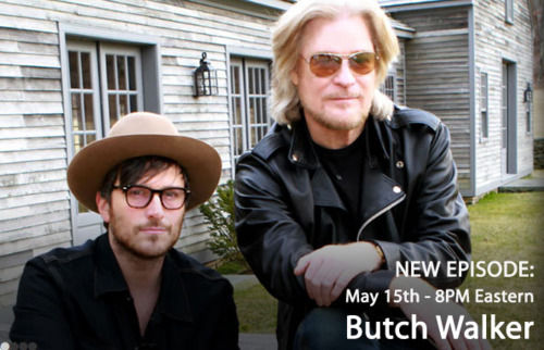Butch Walker and Daryl Hall