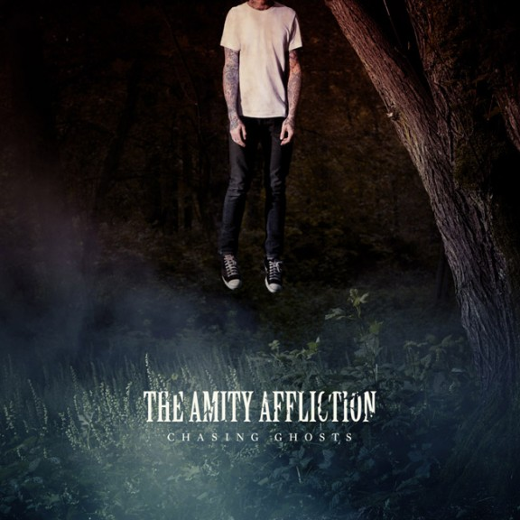 The Amity Affliction announce 'Chasing Ghosts' as title of New Album