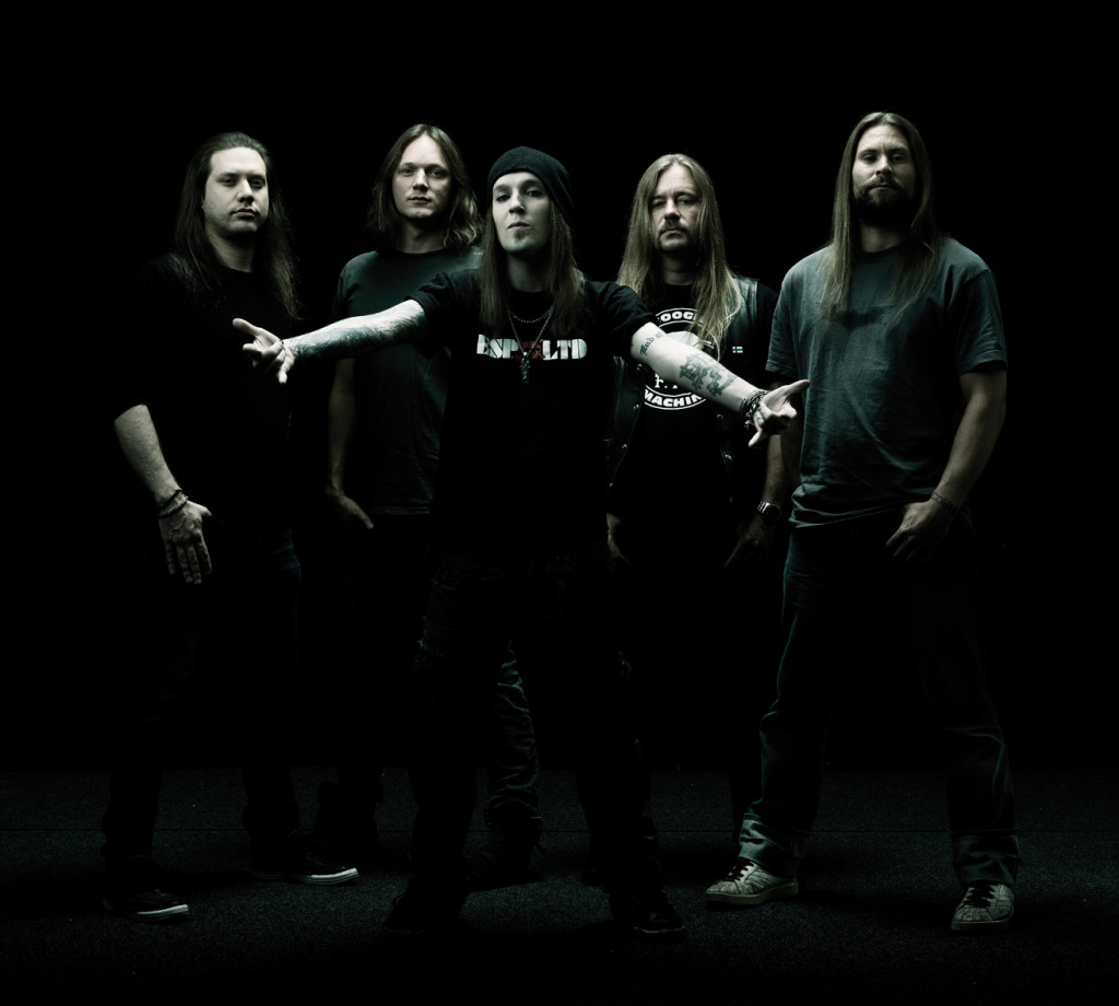 Children of Bodom sign with Nuclear Blast, new album coming in 2013