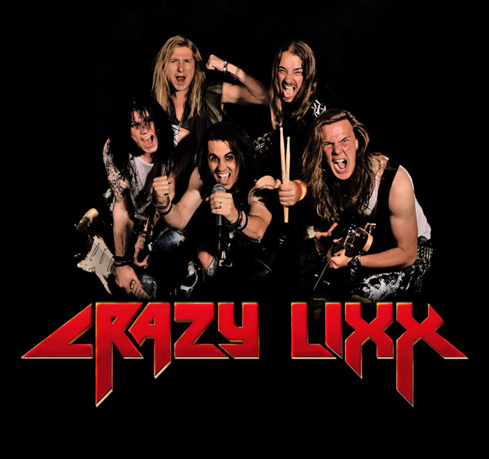 Insane Bands: Crazy Lixx Announce New Lineup