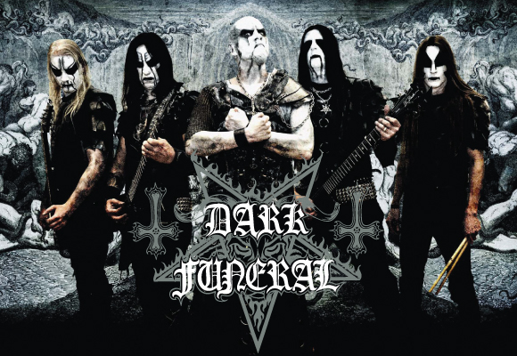 Dark Funeral announce East Coast Australian tour, November 2012