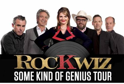 RocKwiz Live – 'SOME KIND OF GENIUS TOUR' – additional shows announced!