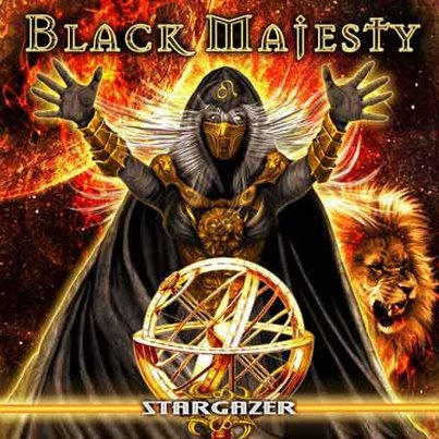 Black Majesty new album 'Stargazer' due out July 20th worldwide!