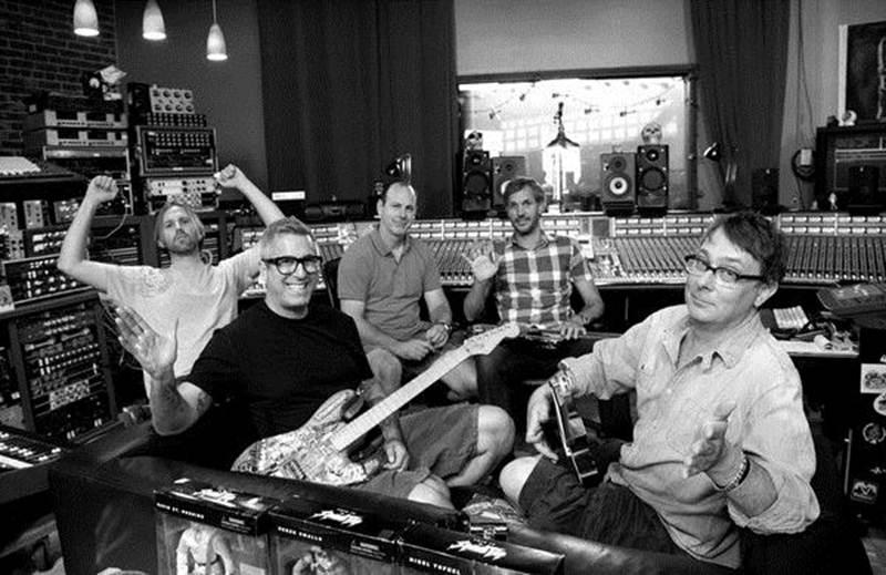 Bad Religion begin recording new album