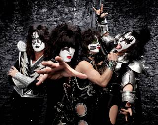 KISS to unleash a Monster in October