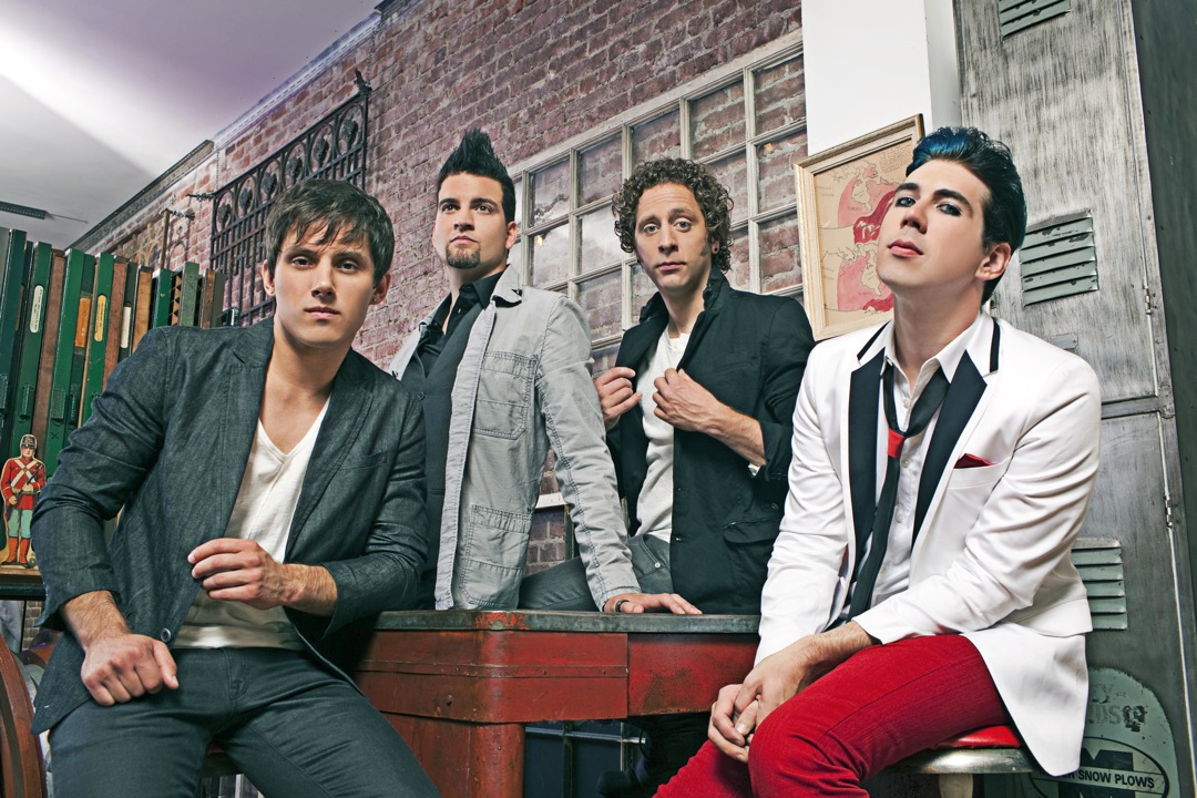Marianas Trench announce Australian shows