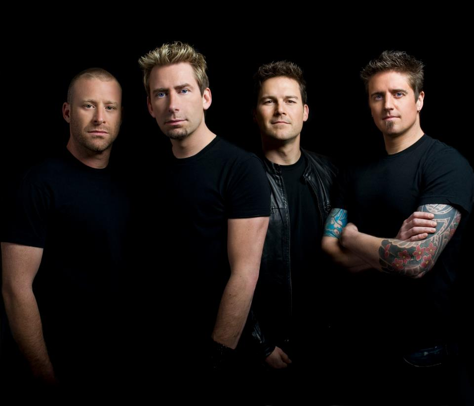 Nickelback bring the 'Here and Now' tour to Australia in November