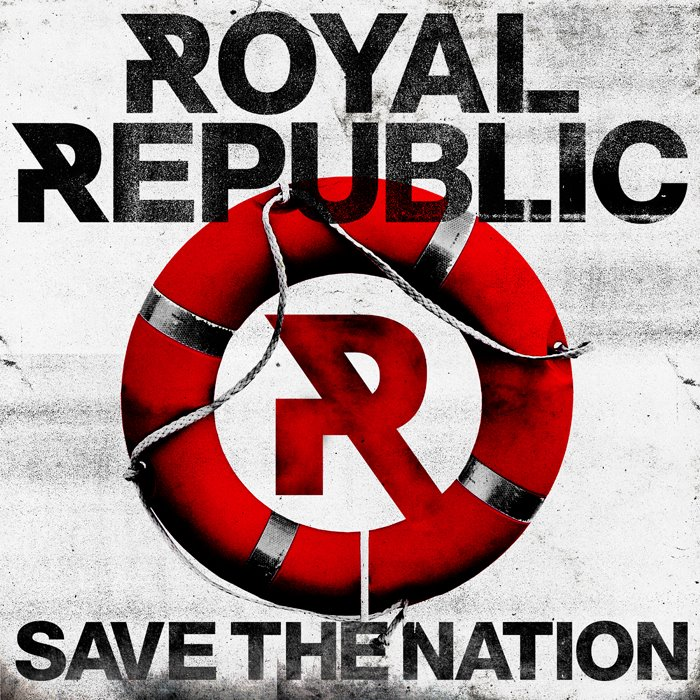 ROYAL REPUBLIC release 'Save The Nation' & 'Addictive' video premier on Roadrunner Records Australia