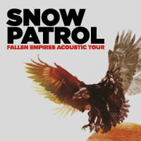 SNOW PATROL live and acoustic in Melbourne & Sydney