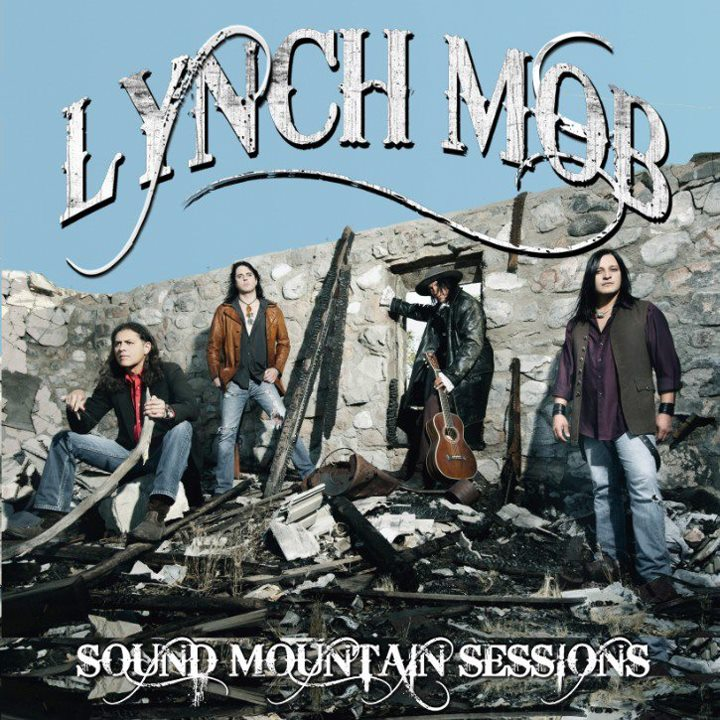 Lynch Mob release 'Sound Mountain Sessions' EP