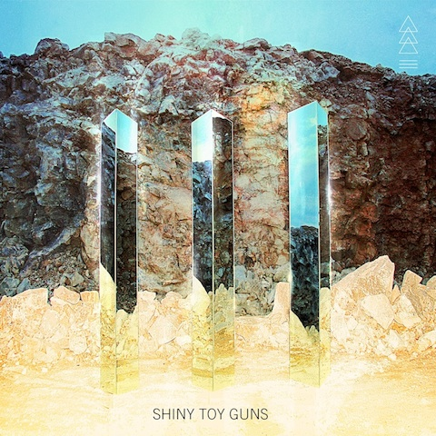 Shiny Toy Guns reveal cover art for album 'III' due out October 23