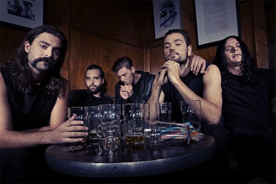 Strangers new album 'Persona Non Grata' set for release on October 12th