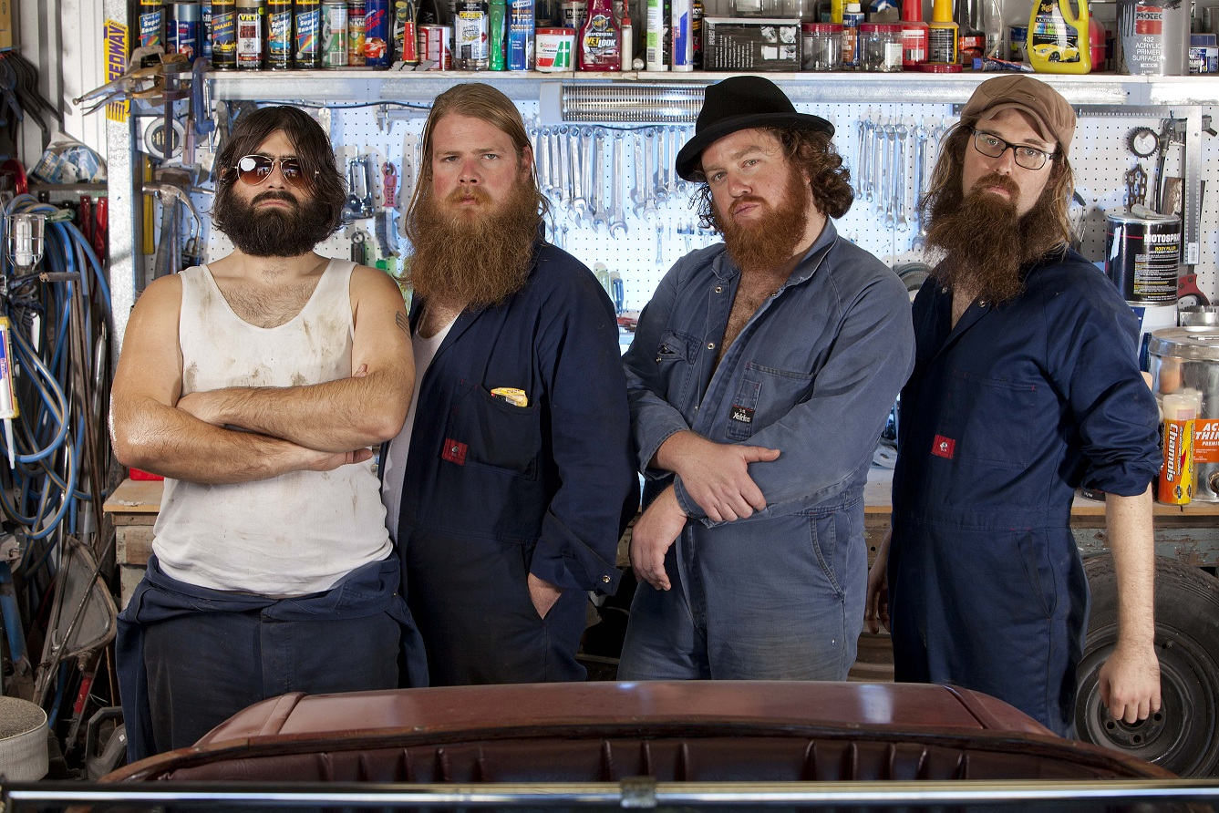 The Beards – 2012 End Of The World (for beardless people) Tour