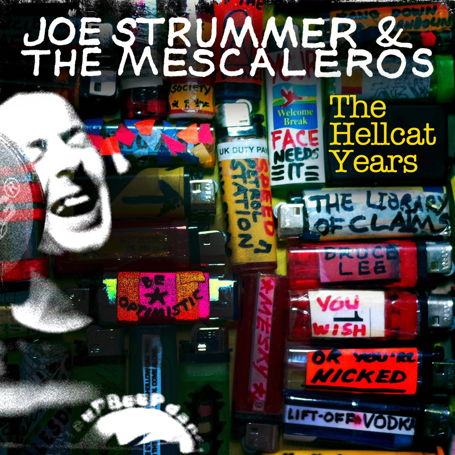 Joe Strummer and The Mescaleros Release Re-Issues and Rarities