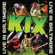 Kix – Live In Baltimore (CD)