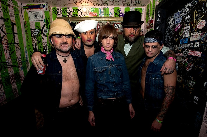The Return of TURBONEGRO – Australian Tour 2012