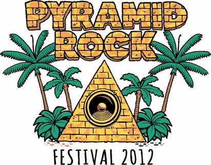 Pyramid Rock Festival 2012 – lineup announcement!