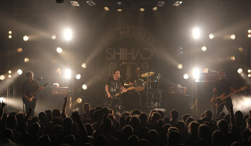 Shihad – The Metro, Sydney, Australia – 07 September 2012