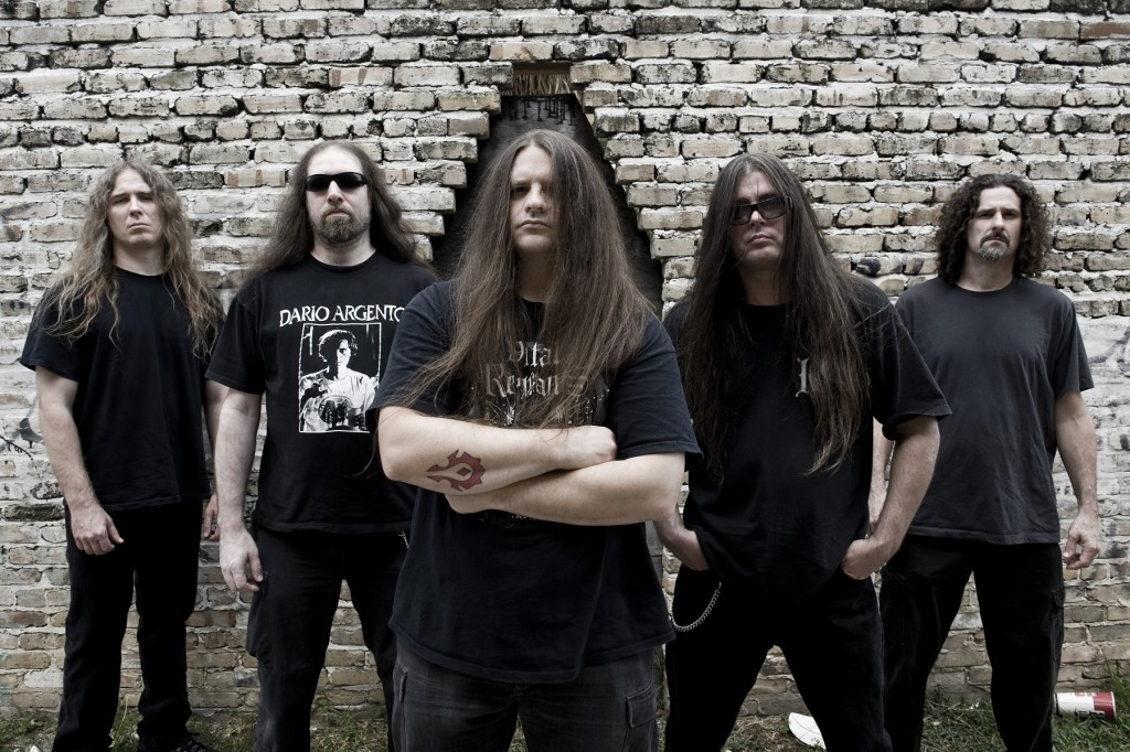 CANNIBAL CORPSE with guests HOUR OF PENANCE Australian Tour September 2014