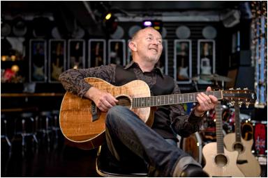 Dave Dobbyn's 'Slice Of Heaven' hits Australia