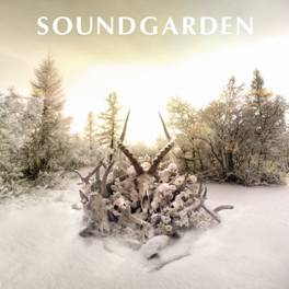 Soundgarden announce new studio album 'King Animal' out November 12