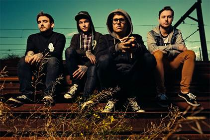 The Amity Affliction 'Chasing Ghosts' debuts at #1 on the ARIA charts