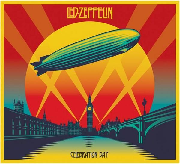 Led Zeppelin – Celebration Day released November 16