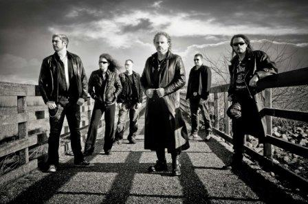 British hard rock masters TEN come back with their 10th studio album 'Heresy And Creed'
